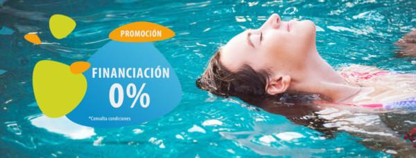 Financiación 0% en cubiertas de piscina