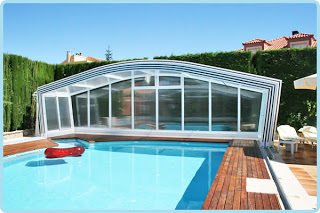 cubierta de piscinas modelo olimpo