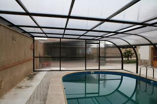 Cubiertas para piscinas Tecnyvan