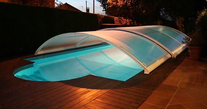 Cómo iluminar tu piscina