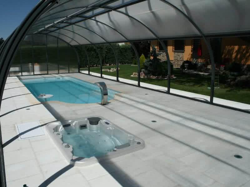 ¡Relájate y disfruta! de tu piscina