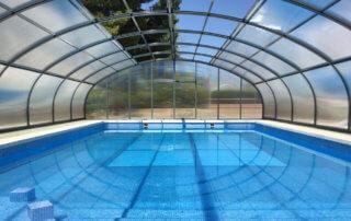 Cubiertas para piscinas y cerramientos tecnyvan somos for Piscinas cubiertas salamanca