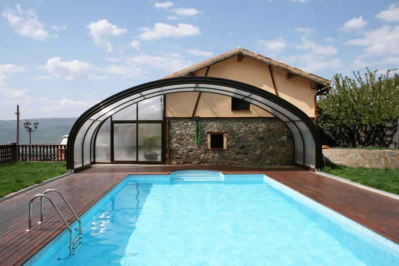 cubiertas de piscinas en sevilla tecnyvan fabricantes de