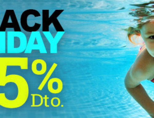 Oferta Black Friday Cubiertas para piscina