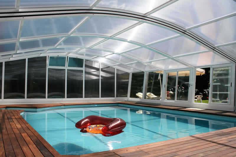 Cubiertas de piscinas en sevilla tecnyvan fabricantes de for Piscina 94 respuestas