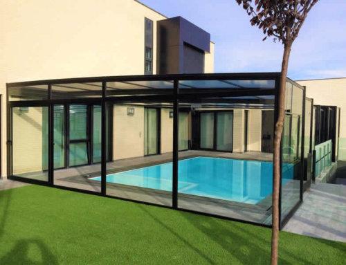 ¿Cuánto cuesta una cubierta de piscina?