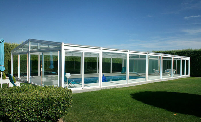 Cómo elegir una cubierta para piscina perfecta para ti