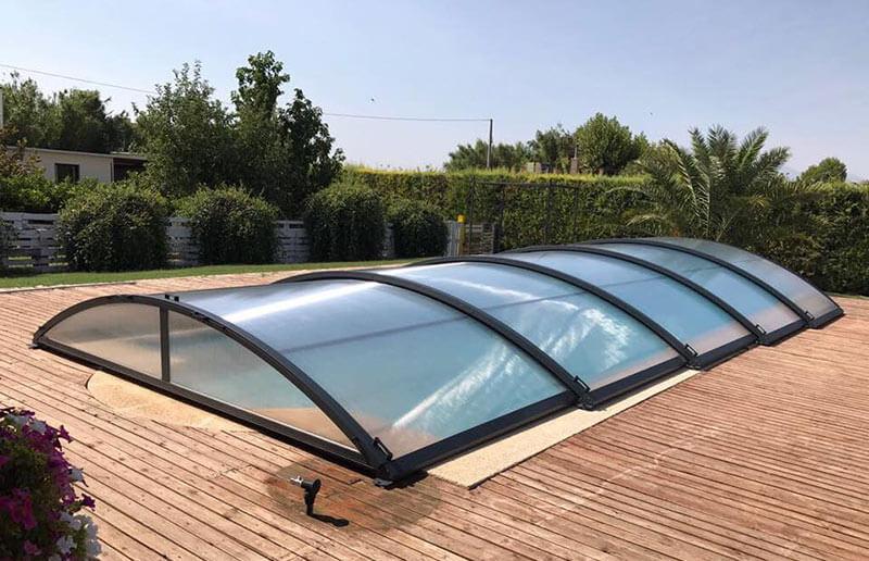 Cubiertas de piscina en huelva tecnyvan fabricante de - Fabricante de piscinas ...