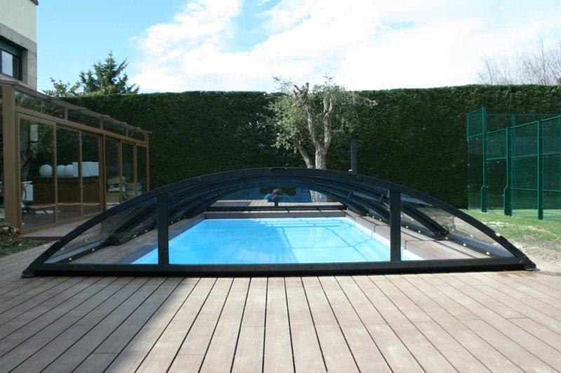 Cubiertas de piscinas en burgos tecnyvan fabricante de - Fabricante de piscinas ...