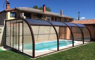 Cubiertas de piscina para casas rurales: todas sus ventajas