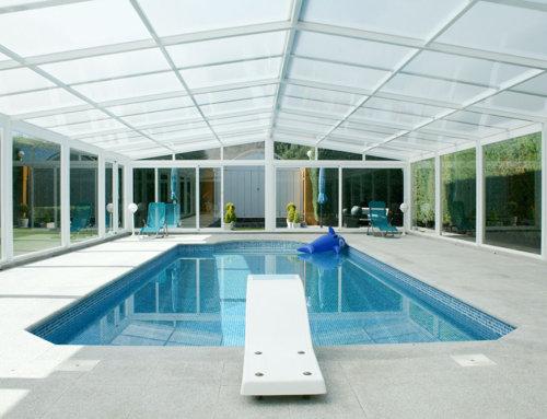 Las mejores cubiertas de piscinas