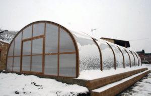 ¿Cómo puedes proteger tu piscina de las heladas en inverno?