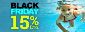 Oferta Black Friday Cubiertas para piscina