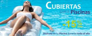 ofertas descuento en cubiertas para piscinas Tecnyvan