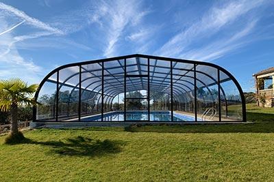 Cubierta para piscina Etna
