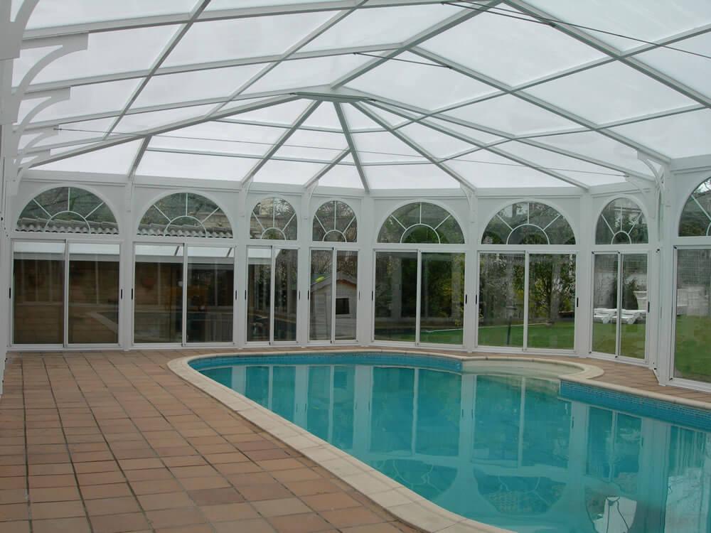 Cubierta Personalizada: Cerramientos para piscinas alta y telescópica en Vitoria