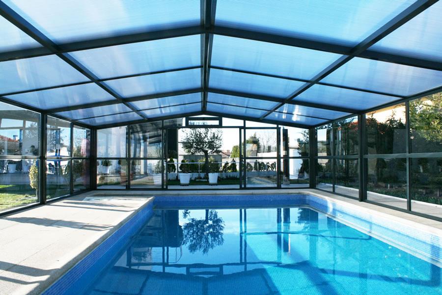 Oviedo: Cubierta Vulcano para piscina