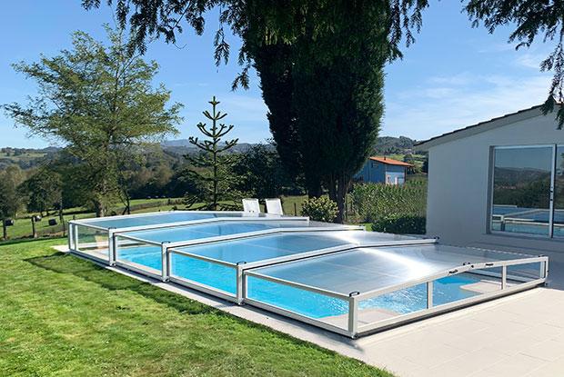 Cubiertas de piscina covid 19