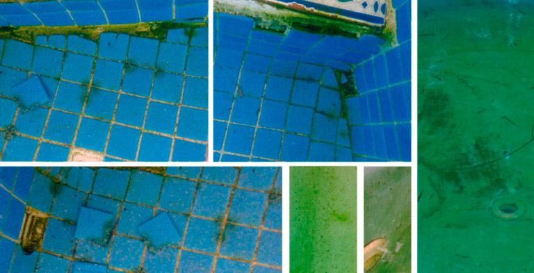 algas-verdes-piscina-de-agua-salada