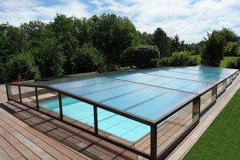 Cubierta para piscina Izalco Mini