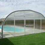 Cubiertas altas para piscinas Etna